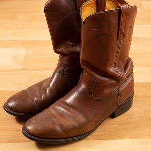Vintage Made in USA Acme Western Work Boots